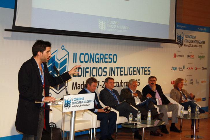 Mesa Redonda 2, del 2 Congreso Edificios Inteligentes