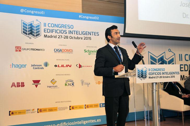 José Carlos Pérez, Dr. Ingeniero Industrial