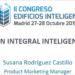 Ponencia de Susana Rodríguez, Hager, en el II Congreso EI