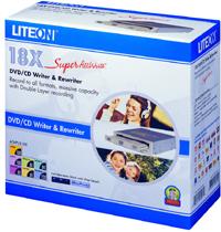 Liteonit CD/DVD-R(W) LH-18A1P Hogar Digital