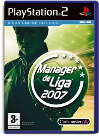 Codemasters Manager de Liga 2007 Videojuegos Hogar Digital