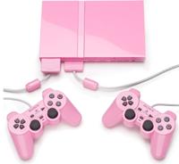 Sony Playstation 2 Rosa Videojuegos Consolas Hogar Digital
