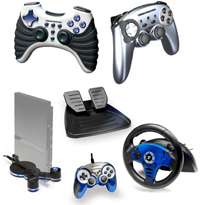 Thrustmaster Gamepads Volantes PC PS2 Entretenimineto Hogar Digital