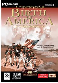 Friendware Birth of America videojuego PC