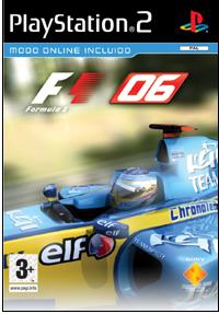 Sony F1 2006 Playstation 2 Videojuego