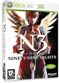 Microsoft Xbox360 Ninety Nine Nights Videojuego Hogar Digital