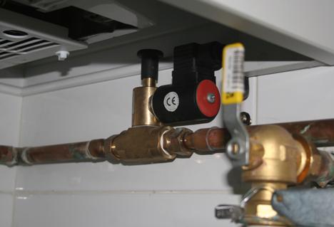 Inmomatica Casa Maye Electrovalvula Seguridad Hogar Digital