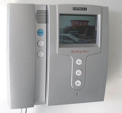 Inmomatica Casa Maye Videoportero Fermax Telecomunicaciones Hogar Digital