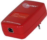 Allnet Homeplug Telecomunicaciones LAN Hogar Digital