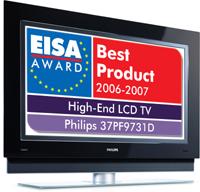 Philips Televisor Ambilight EISA Audio Video Hogar Digital