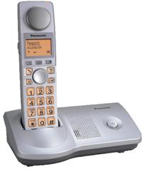 Panasonic Telefono Dect Invidentes Sordos Hogar Digital