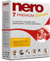 Nero7 Premium Reloaded AudioVideo HogarDigital