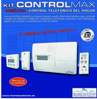 HomeSystems ControlMax HogarDigital
