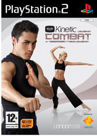 Sony Eye Toy Kinetic Combat