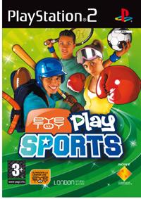 SONY Eye Toy Play Sports