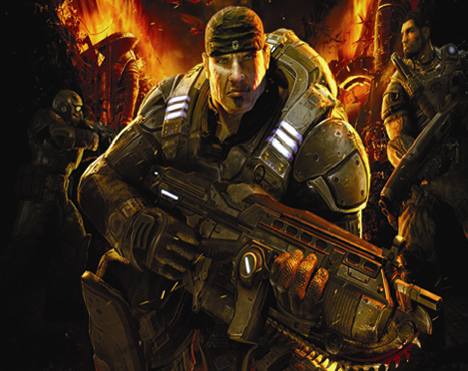 Microsoft XBox 360 Gears of War