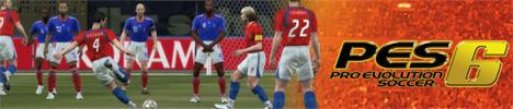 Microsoft XBox360 Pro Evolution soccer 6