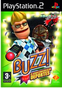 Sony Buzz El Gran Concurso de Deporte