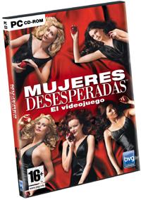 BVG Mujeres Desesperadas Videojuego Hogar Digital