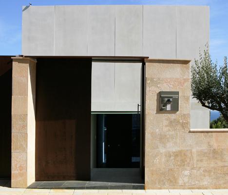 Nord Arbona Piza Sol de Mallorca Exterior Acceso Domotica Hogar Digital