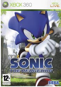 Sega Sonic The Hedgehog Videojuego XBox 360