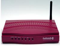 Funkwerk router ADSL2+ Hogar Digital