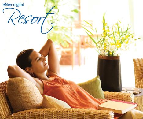 Portada eNeo Digital Resort Hogar Digital Domótica Seguridad