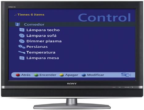 TV  eNeo Digital Resort Hogar Digital Domótica Seguridad