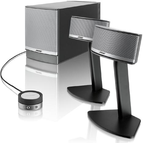 Companion5 Bose Audio Hogar Digital