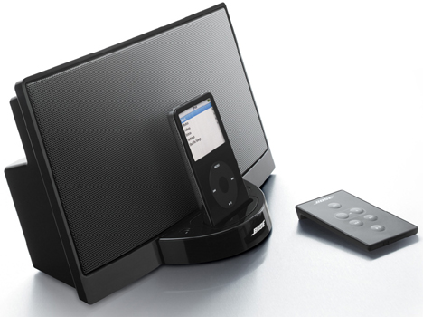 Sound Dock Bose Audio Hogar Digital