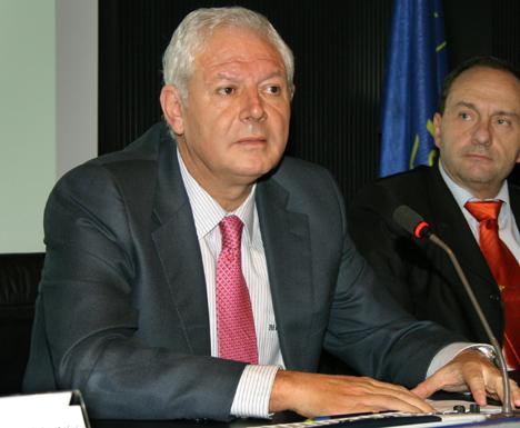 Bernardo Lorenzo Foro MINT 2007 Telecomunicaciónes Infraestructuras Hogar Digital