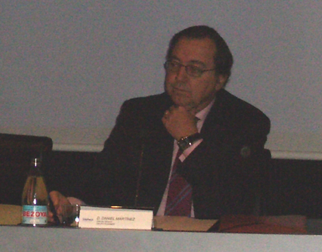 Daniel Martínez Foro MINT 2007 Telecomunicaciónes Infraestructuras Hogar Digital