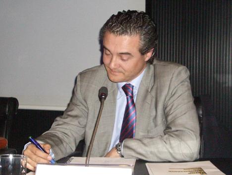 José Ignacio alonso Foro MINT 2007 Telecomunicaciónes Infraestructuras Hogar Digital