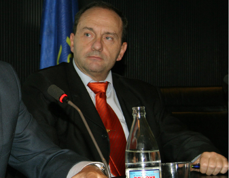 José Javier Medina Foro MINT 2007 Telecomunicaciónes Infraestructuras Hogar Digital