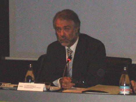 José Rocillo Foro MINT 2007 Telecomunicaciónes Infraestructuras Hogar Digital