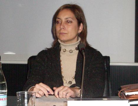 Marta Torres Foro MINT 2007 Telecomunicaciónes Infraestructuras Hogar Digital