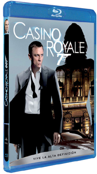 Sony Casino Royal BLU-RAY Casino Royale
