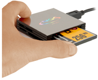 NGS Card Reader