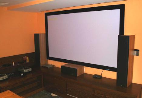 Cine en Casa INMOMATICA Supercasas Domux Hogar Digital Domotica Seguridad Cine en Casa
