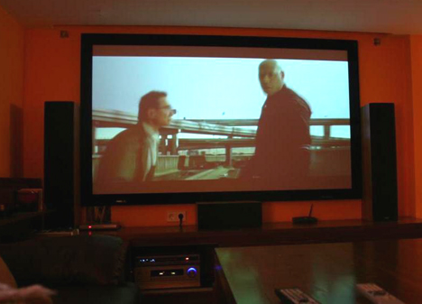 Cine en Casad Mando a Distancia INMOMATICA Supercasas Domux Hogar Digital