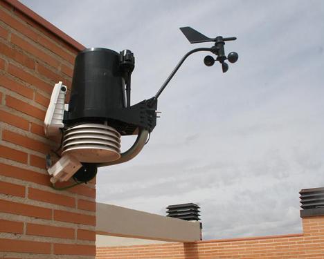 Estación Meterológica INMOMATICA Supercasas Domux Hogar Digital