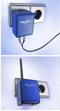 Devolo PLC Audio Video Datos