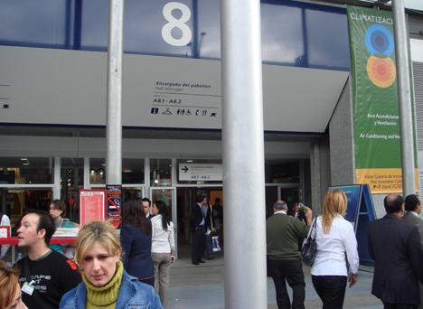 Entrada Feria Climatización Confort Ahorro Energético Hogar Digital