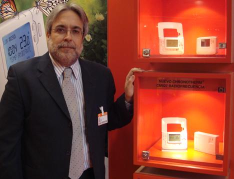 Honeywell Juan Carlos Sanchez Feria Climatización Confort Ahorro Energético Hogar Digital