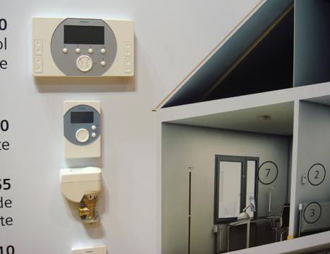 Siemens Synco Living Feria Climatización Confort Ahorro Energético Hogar Digital