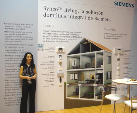 Siemens Feria Climatización Confort Ahorro Energético Hogar Digital