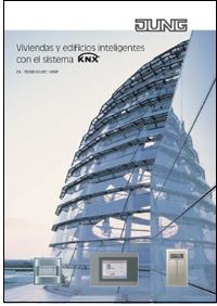 Jung Catalogo KNX EIB Domótica