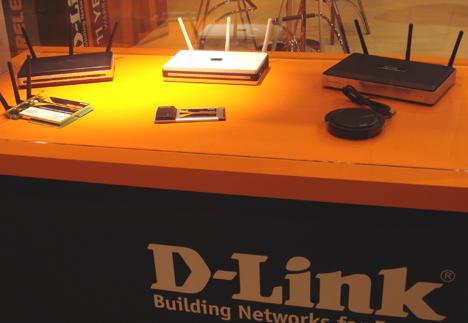 D-Link Wireless SITI/asLAN Storage Forum 2007