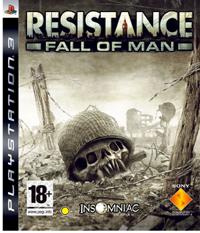 Sony PS3 Resistance: Fall of Man