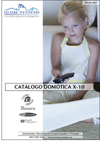 HomeSystems Catalogo Domotica X-10